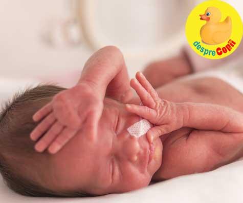 Bebelusii prematuri - despre riscul de autism