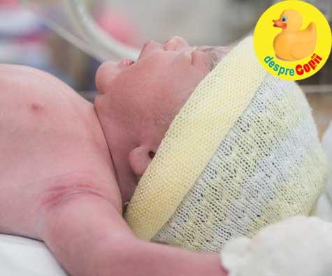 Sunt la a doua nastere prematura - din experienta live a unei mamici