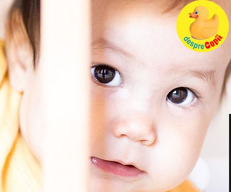 Bebelusii disting prietenii de dusmani de la varsta de 9 luni