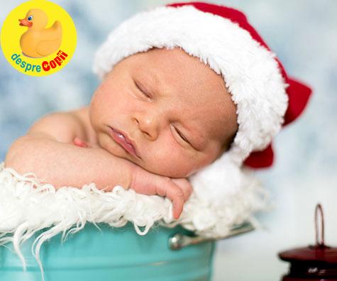 6 motive pentru care bebelusii din decembrie sunt speciali
