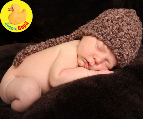 8 lucruri speciale despre bebelusii nascuti in Februarie