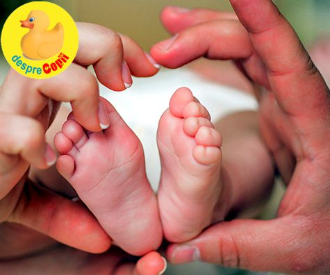 Nou-nascuti mici si nou-nascuti mari, nou-nascuti slabi si nou-nascuti grasuni - iata de ce bebelusii vin in diverse forme si greutati