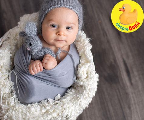 Bebelusii nascuti in ianuarie au mai multe sanse de a deveni bogati