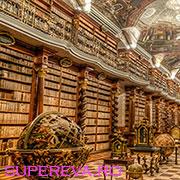 Cea mai frumoasa Biblioteca din lume
