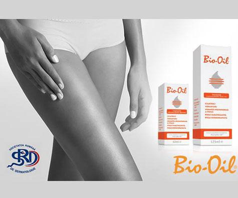 Bio-Oil - O noua optiune terapeutica in dermatologie
