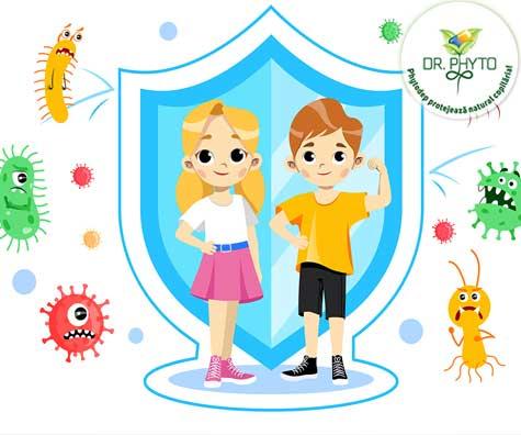 Cele mai frecvente afectiuni pe care copiii le iau din comunitate si cum le putem reduce severitatea?