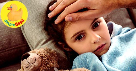 Bolile contagioase ale copilariei, ghid complet cu video