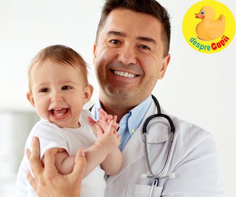 Bolile copilariei - 10 intrebari si raspunsuri de la medicul pediatru