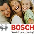 Mos Craciun intra si in bucatarie si aduce cadouri Bosch