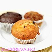 Cupcakes simple si delicioase