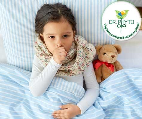Bronsita - o cauza frecventa a tusei copiilor