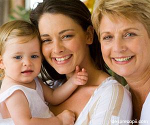 Cum au aflat bunicii ca vor deveni bunici :)