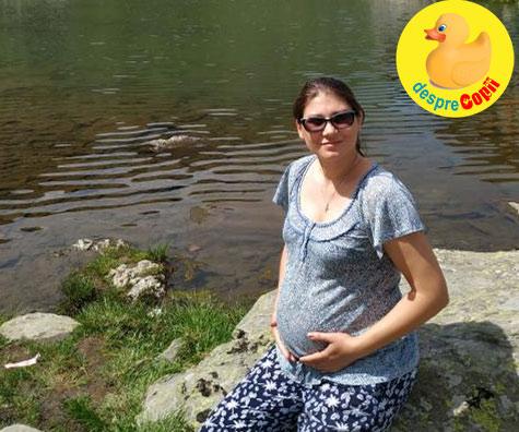 10 mii de pasi la 30 de saptamani, prin Sibiu - jurnal de sarcina