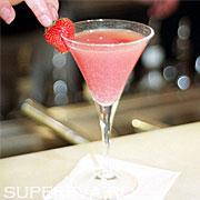 Cocktail cu capsuni