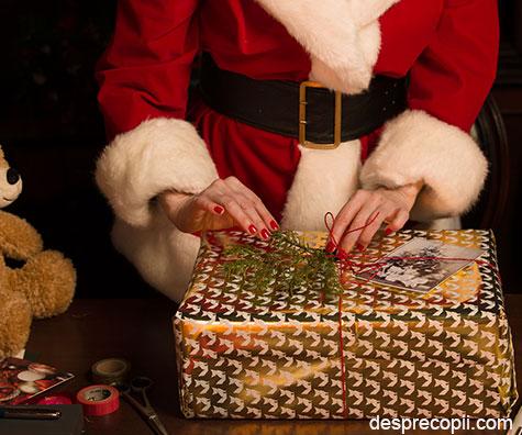 Doamna Craciun, vocea Doncafe, te ajuta sa gasesti cadoul perfect