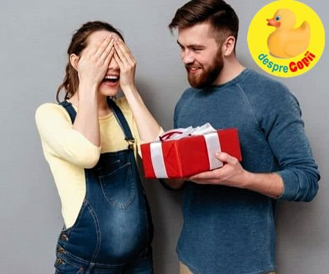 Cadouri de Craciun pentru viitoare mamici - pentru tatici fara inspiratie