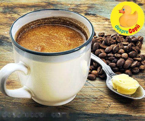 Cafea cu ulei de nuca de cocos: sau cadoul zilnic de energie si imunitate