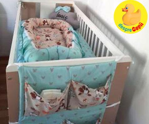 Cumparaturi pentru camera bebelusului: lista mea - jurnal de sarcina