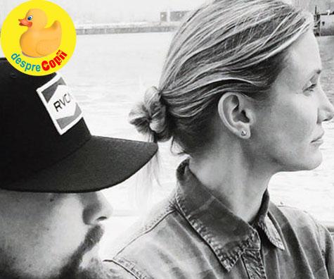 Emotionanta calatorie FIV, adoptie si surogat a lui Cameron Diaz - mama la 47 de ani