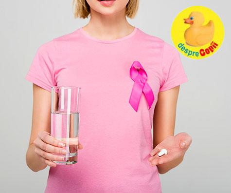 Antibioticele si cancerul de san