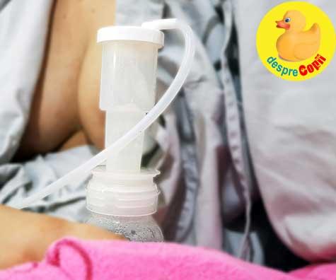 Pomparea laptelui matern: cand trebuie sa incep pomparea laptelui matern - ne intreaba mamicile