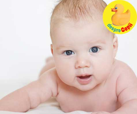 Dezvoltarea motorie a bebelusului: cum isi tine capul si cum evolueaza - schema de stabilitate