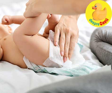 De ce are bebelusul meu diaree? Iata care pot fi cauzele si sfatul medicului pediatru.
