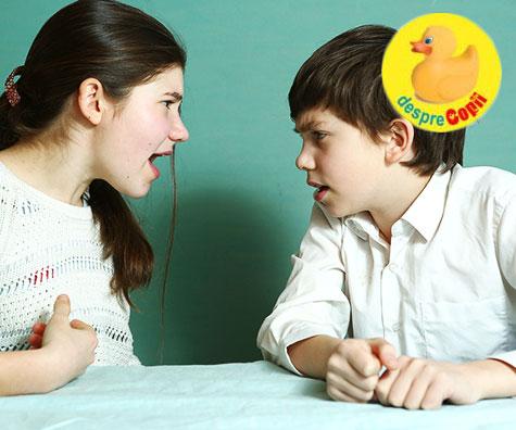 Concurenta intre frati si cum pot actiona parintii?