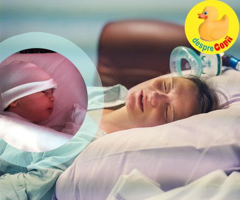 Momentul când ajungi la cercul de foc e MAXIM: o naștere naturală adevarată cu o alarmă falsă și contracții foarte serioase - jurnal de nastere