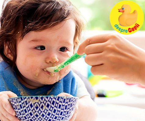 Cerealele in alimentatia bebelusului: nutritie echilibrata pentru burtici mici