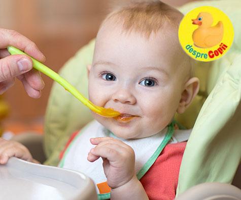 Totul despre cerealele destinate sugarilor si copiilor de varsta mica
