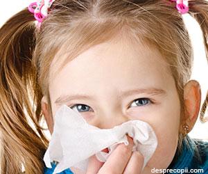 Copiii nascuti prin cezariana si riscul de a dezvolta alergii