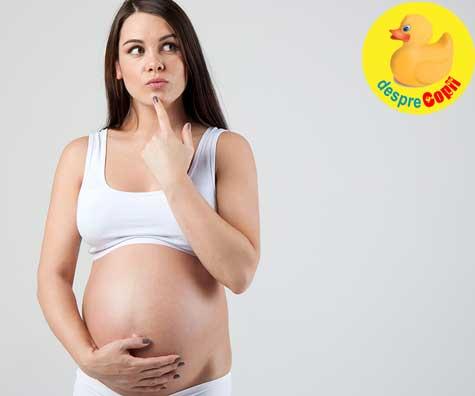 Cezariana sau nastere naturala - aceasta este intrebarea si dilema mea - Jurnal de sarcina