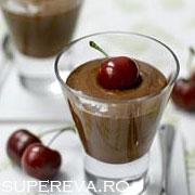 Spuma de ciocolata cu chilli