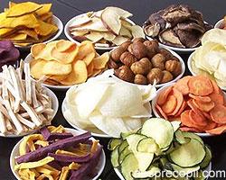 Chips-uri vegetale