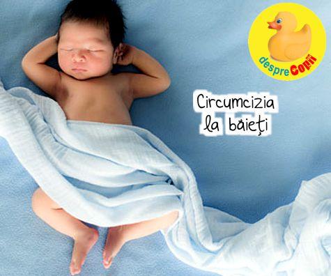 Circumcizia la baieti