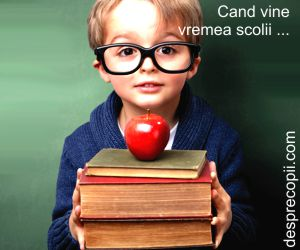 Clasa intai de scoala: repere de dezvoltare intre 6-7 ani