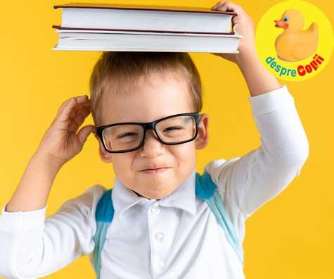 Ce fac copiii in clasa pregatitoare - program, orar si materii