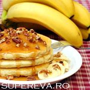 Clatite cu banane