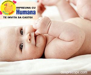 Care este personalitatea bebelusului tau? (concurs)