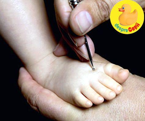 Poate acupunctura calma colicii unui bebelus?