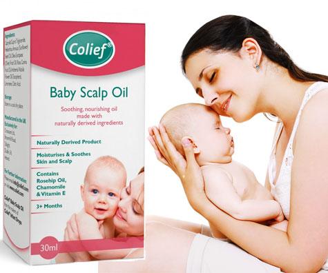 Ingrijim pielea bebelusului cu uleiuri naturale