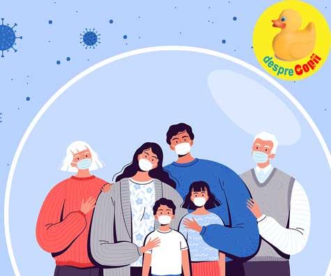 Gripa - cele mai serioase complicatii apar la copii, gravide si varstnici. Iata cum ii putem proteja