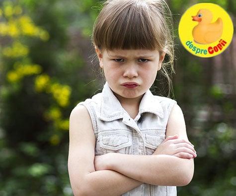 Comportamentul nepotrivit al unui copil inseamna ca esti un parinte rau?