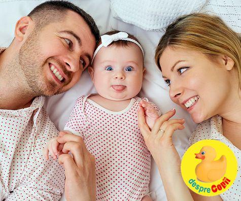 Cum putem comunica cu bebelusul nou nascut? Iata 7 reguli.