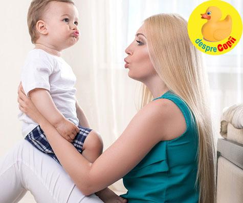 Comunicarea cu bebelusul: cum sa il intelegem mai bine