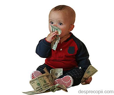 Conditiile pentru acordarea concediului de crestere a copilului