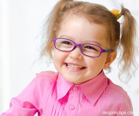 Ce este luteina si ce rol are in sanatatea ochilor copiilor? - CONCURS