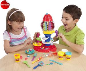 Super-plastilina da viata imaginatiei copiilor (concurs)
