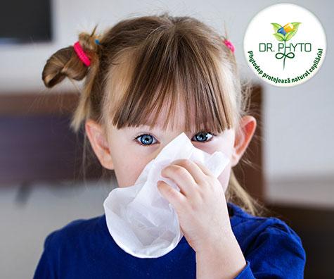 Cum scapam de nasucul infundat la copii?